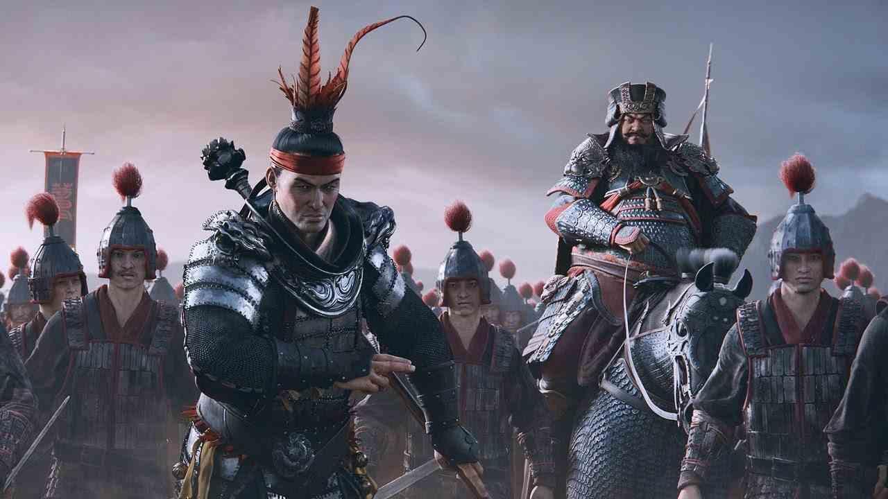 total war three kingdoms utenti
