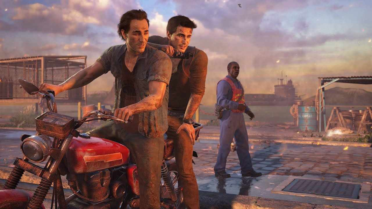assassin's creed uncharted