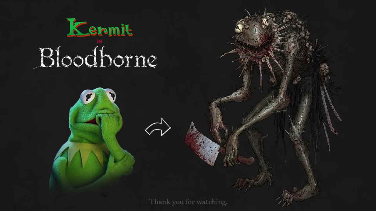 Amatissimo cartone per bambini diventa videogioco horror