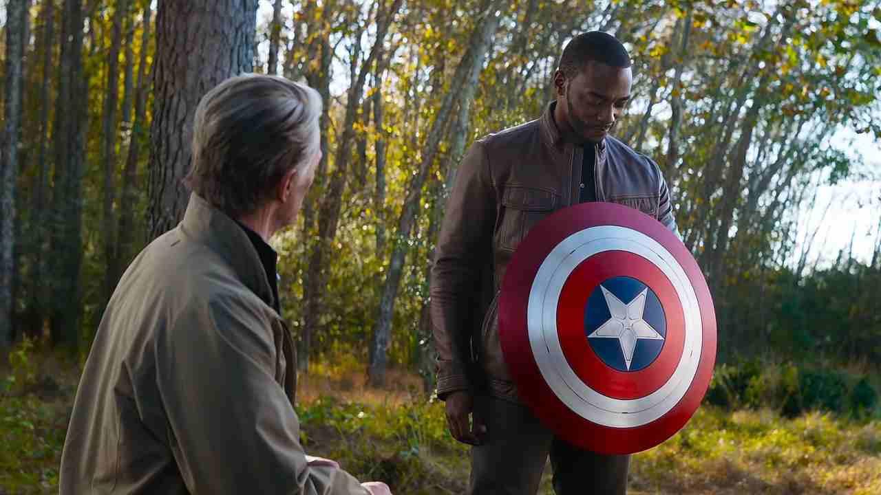 Captain America 4, i rumor sul nuovo villain si tingono di rosso