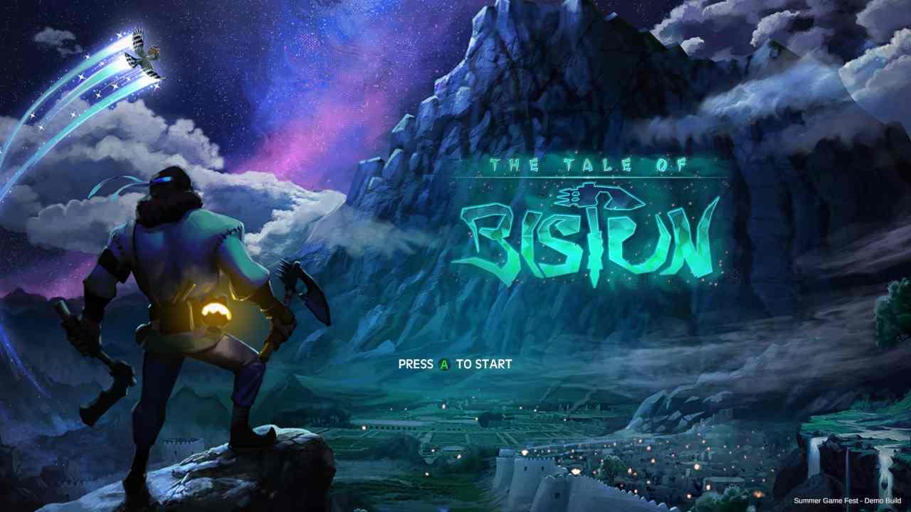 DEMO PROVATA PER VOI - The Tale Of Bistun: Delicato capolavoro