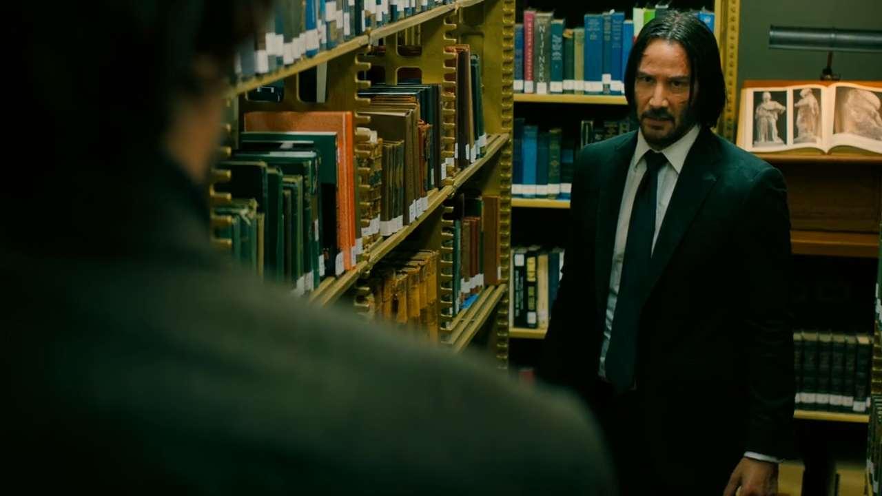 Donnie Yen insieme a Keanu Reeves per John Wick 4
