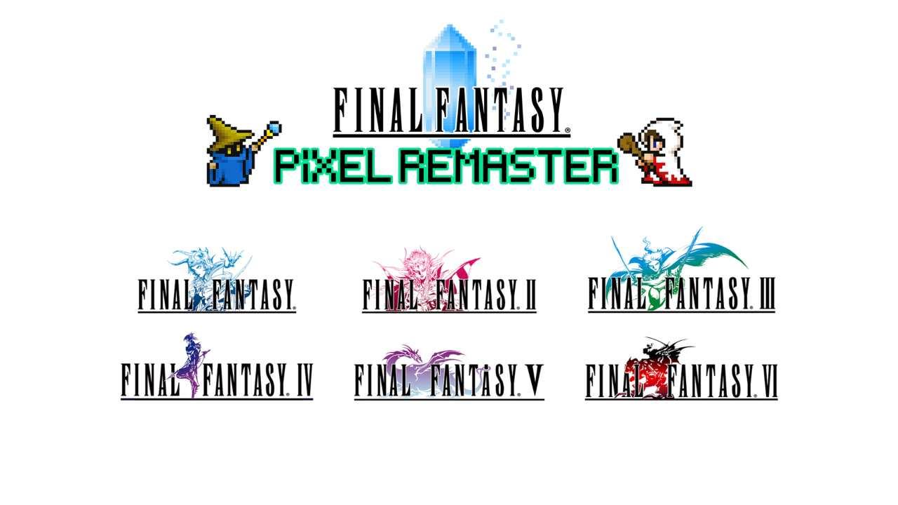 Due capitoli di Final Fantasy lasceranno Steam per altre piattaforme