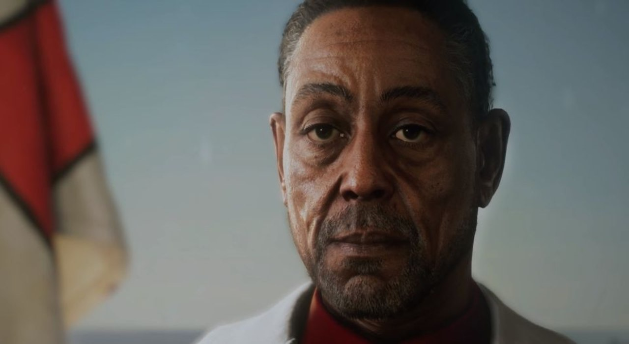 El Presidente Anton Castillo di Far Cry 6