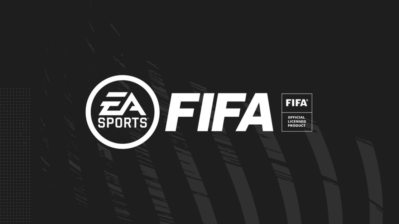 FIFA EA logo