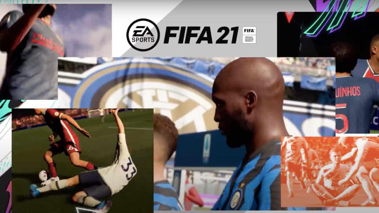 Fortnite FIFA 21