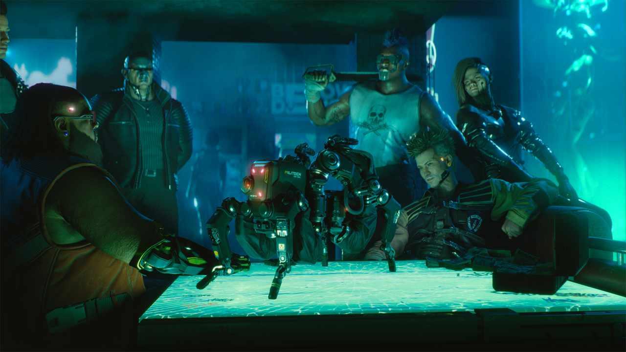 I profitti di CD Projekt Red crollano, colpa di Cyberpunk 2077?
