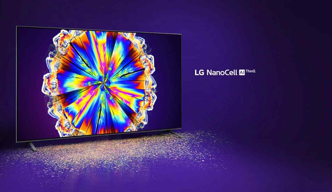 LG Nanocell