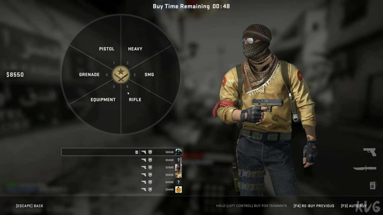 La strana tattica Valve contro i cheater di Counter-Strike: Global offensive