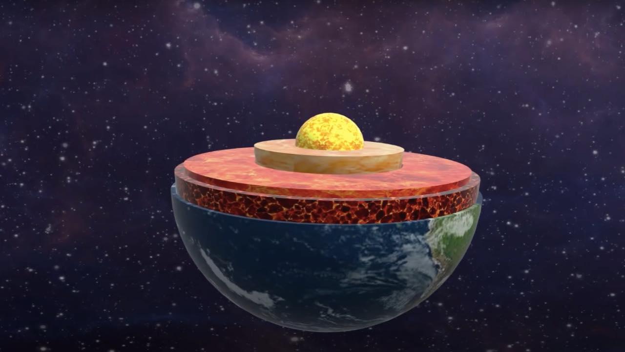 Nucleo della Terra