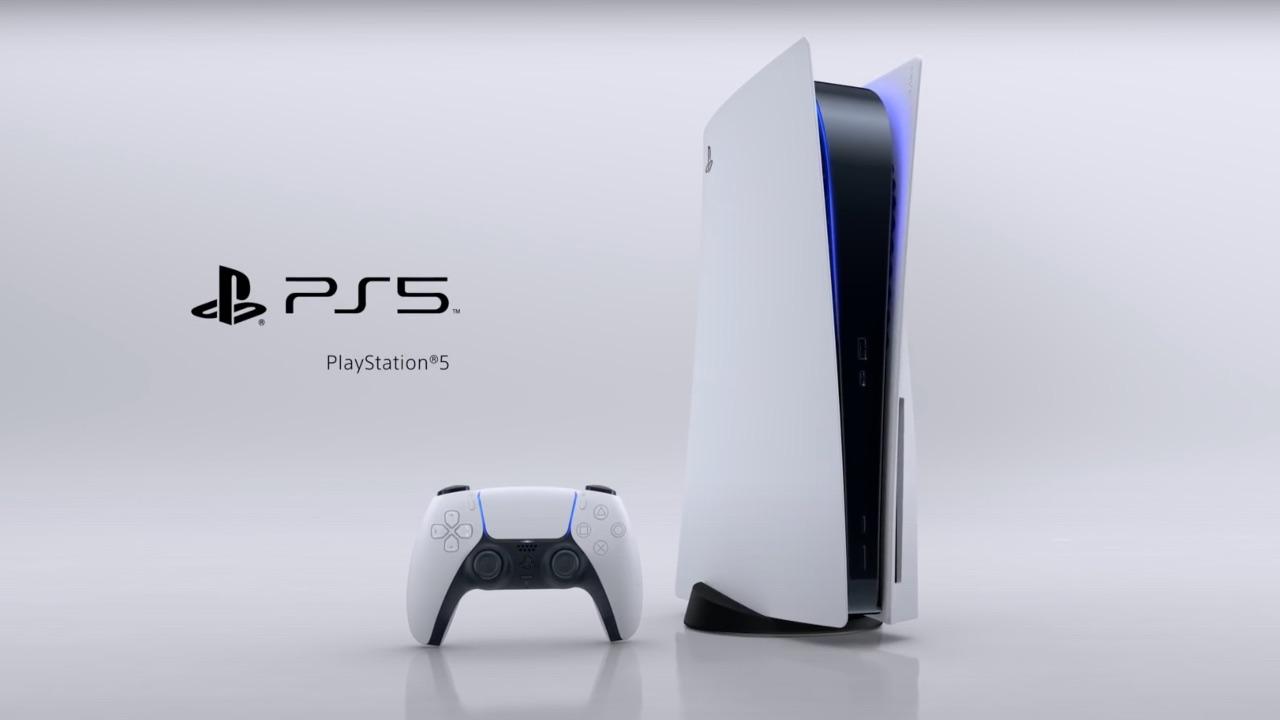 PS5 con lettore (Screenshot YouTube)