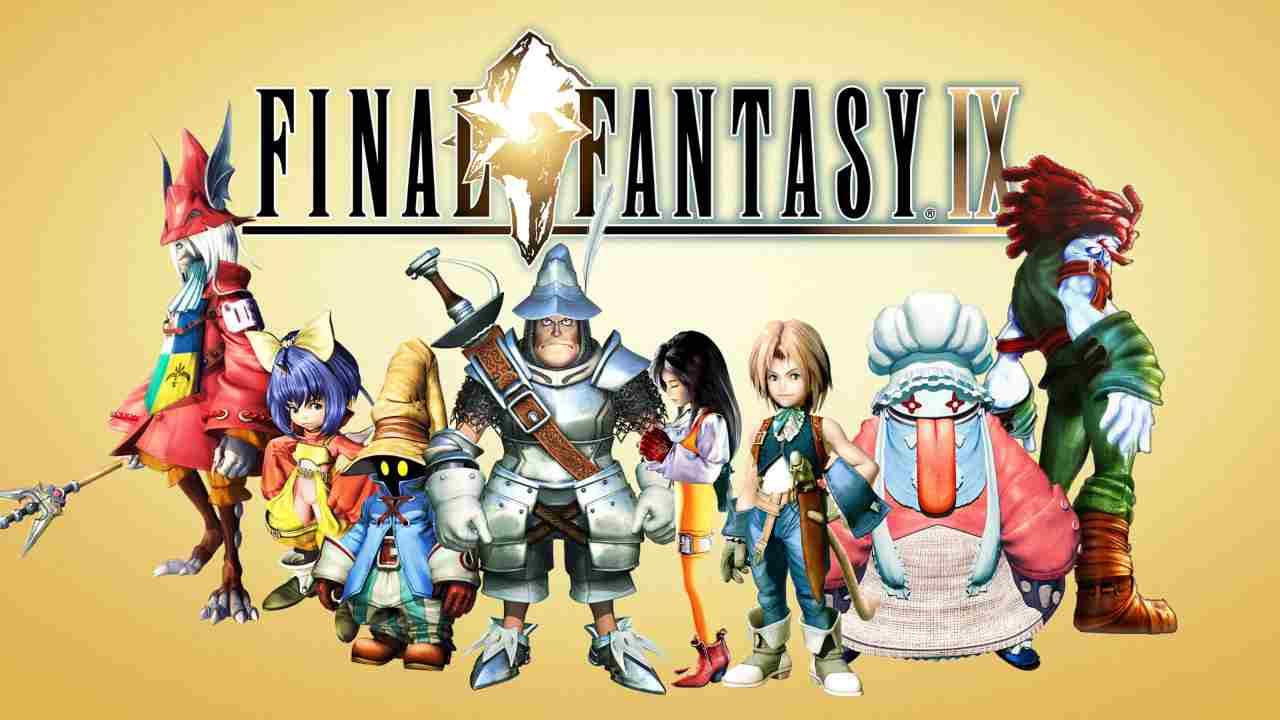 Per Square Enix nel futuro di Final Fantasy c'è la TV