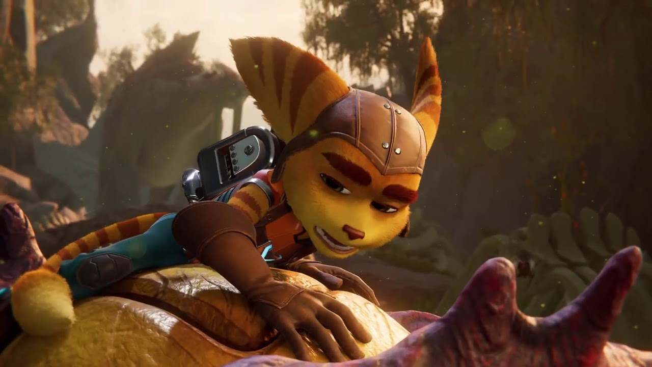 Ratchet and Clank Rift Apart sony