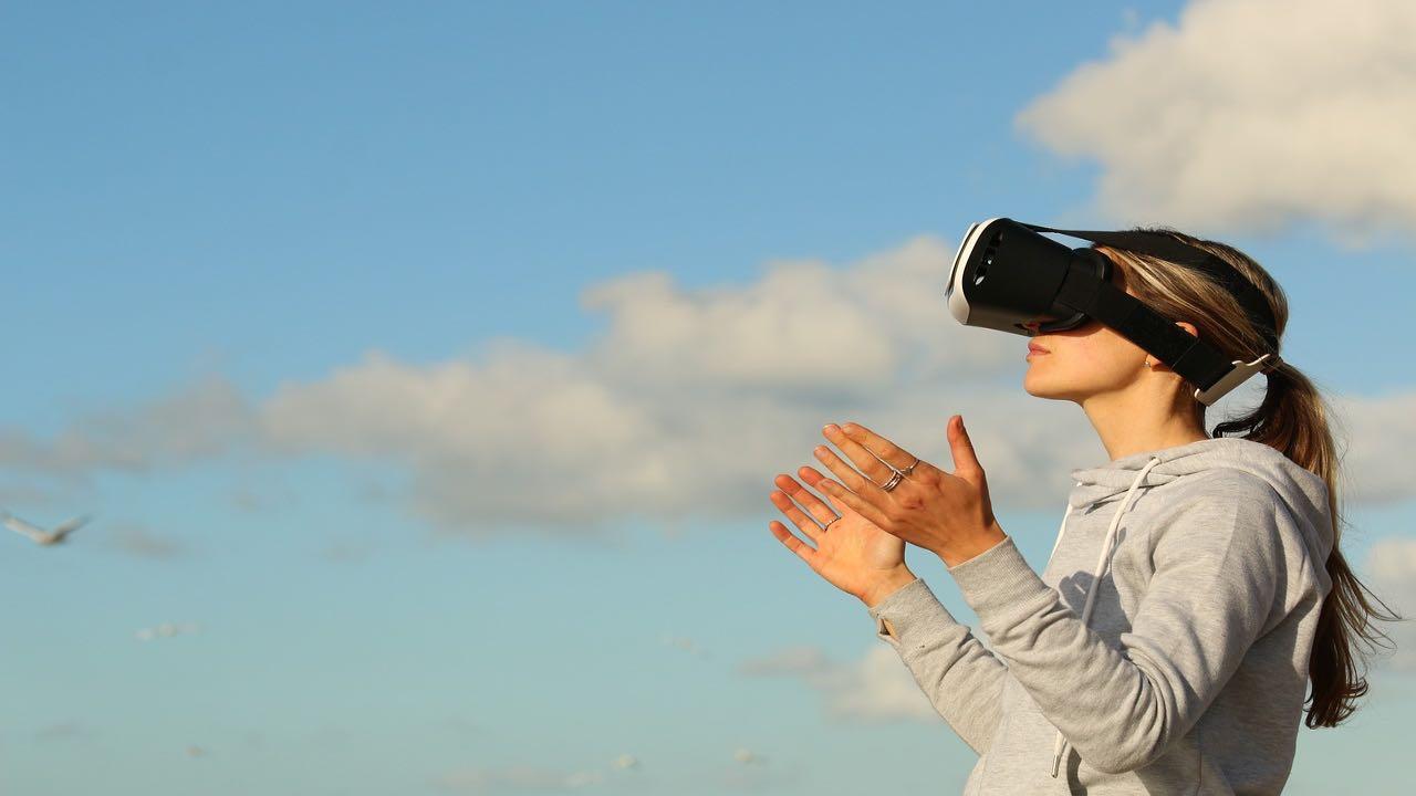 Realtà Virtuale Sony