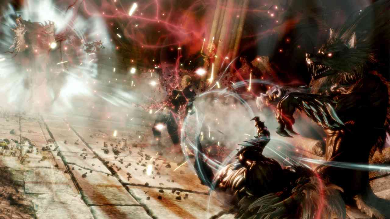 Stranger Of Paradise: Final Fantasy Origin, la demo non va