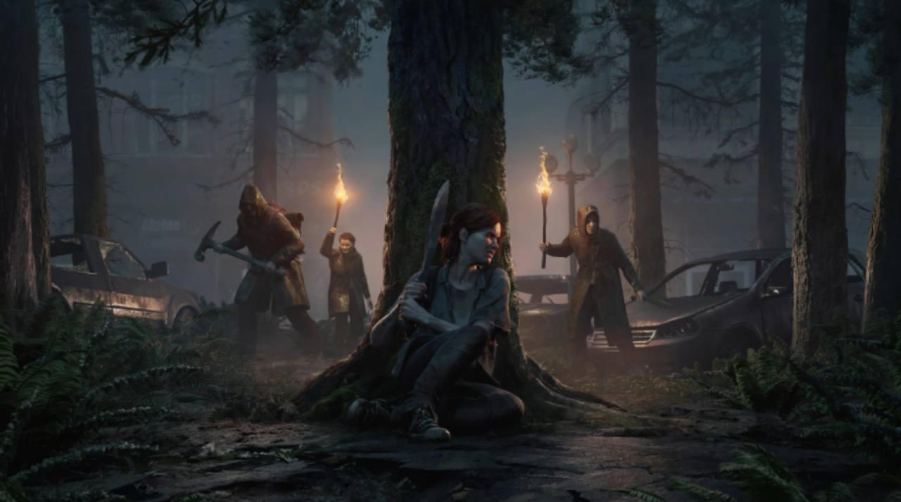 The Last of Us Parte 2 Ellie