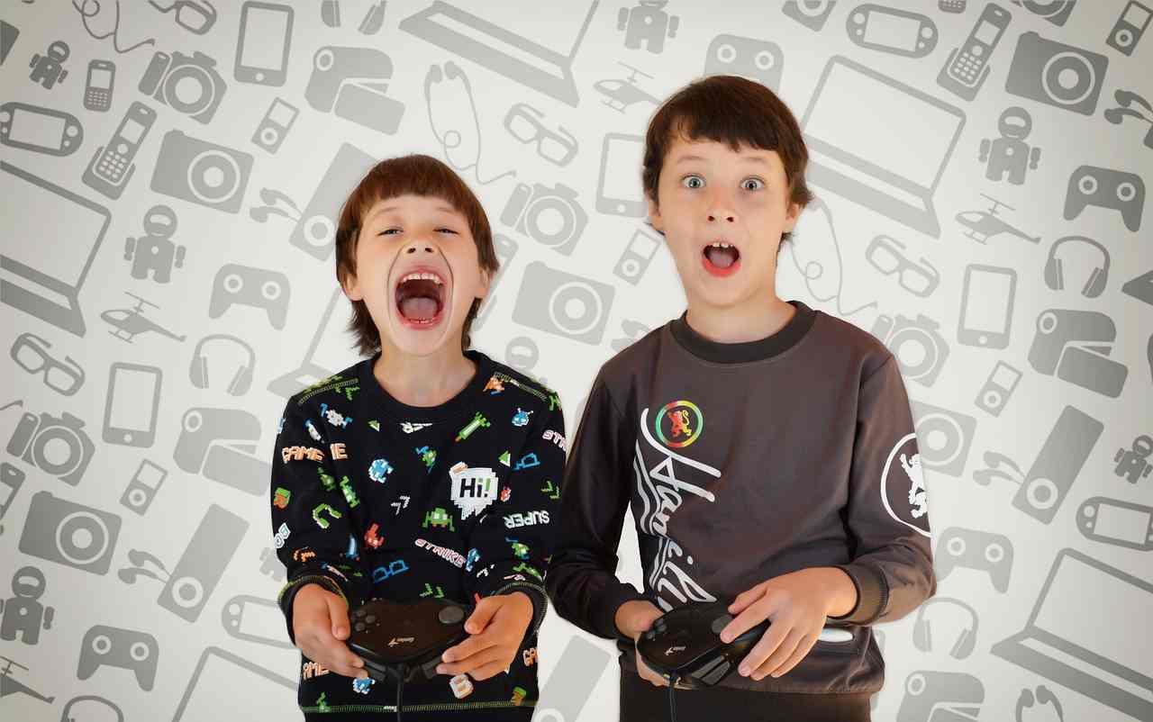 videogiochi bambini