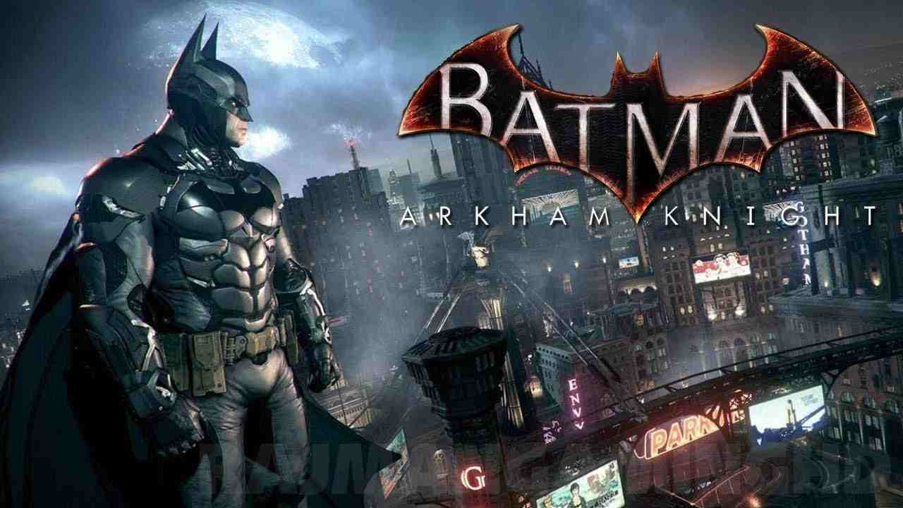 batman arkham film