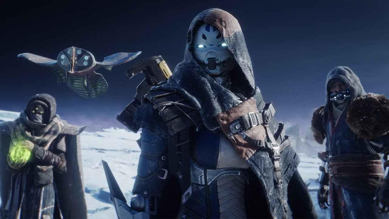 destiny 2 armi