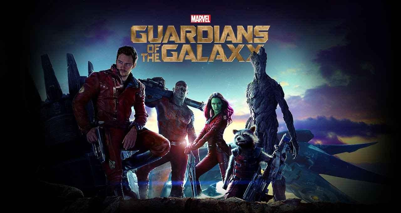 guardiani della galassia james gunn