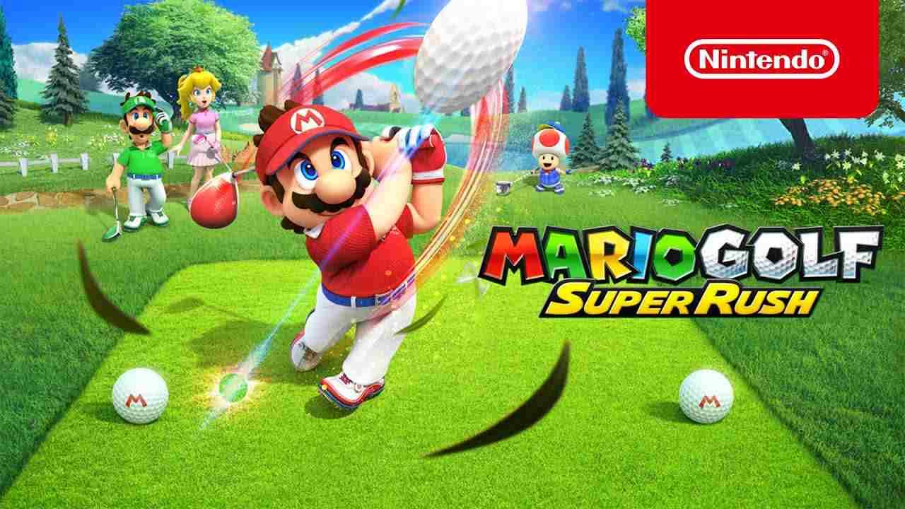 mario golf super rush crossover