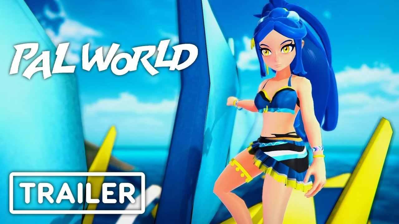 palworld trailer