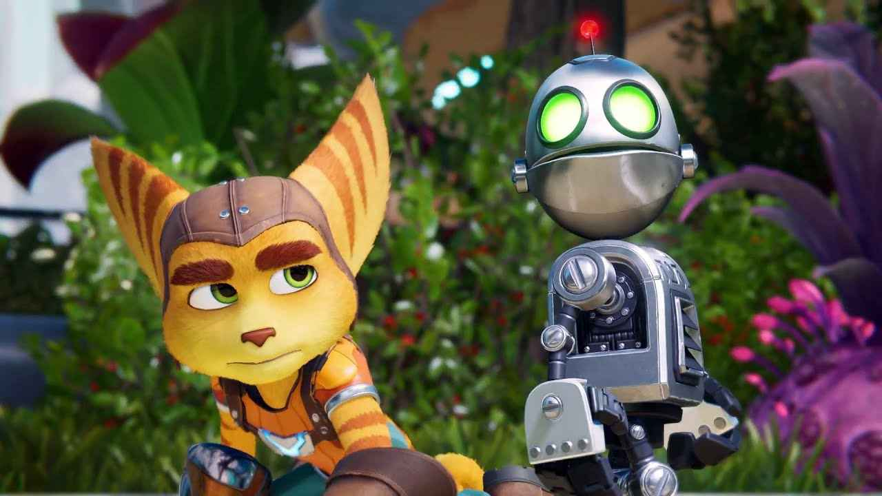 ratchet and clank rift apart ray tracing