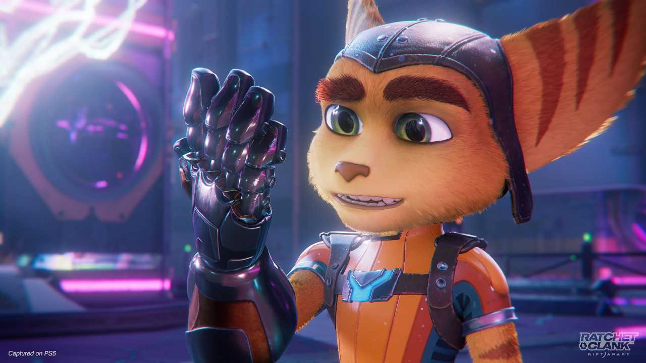 ratchet and clank rift apart crossover