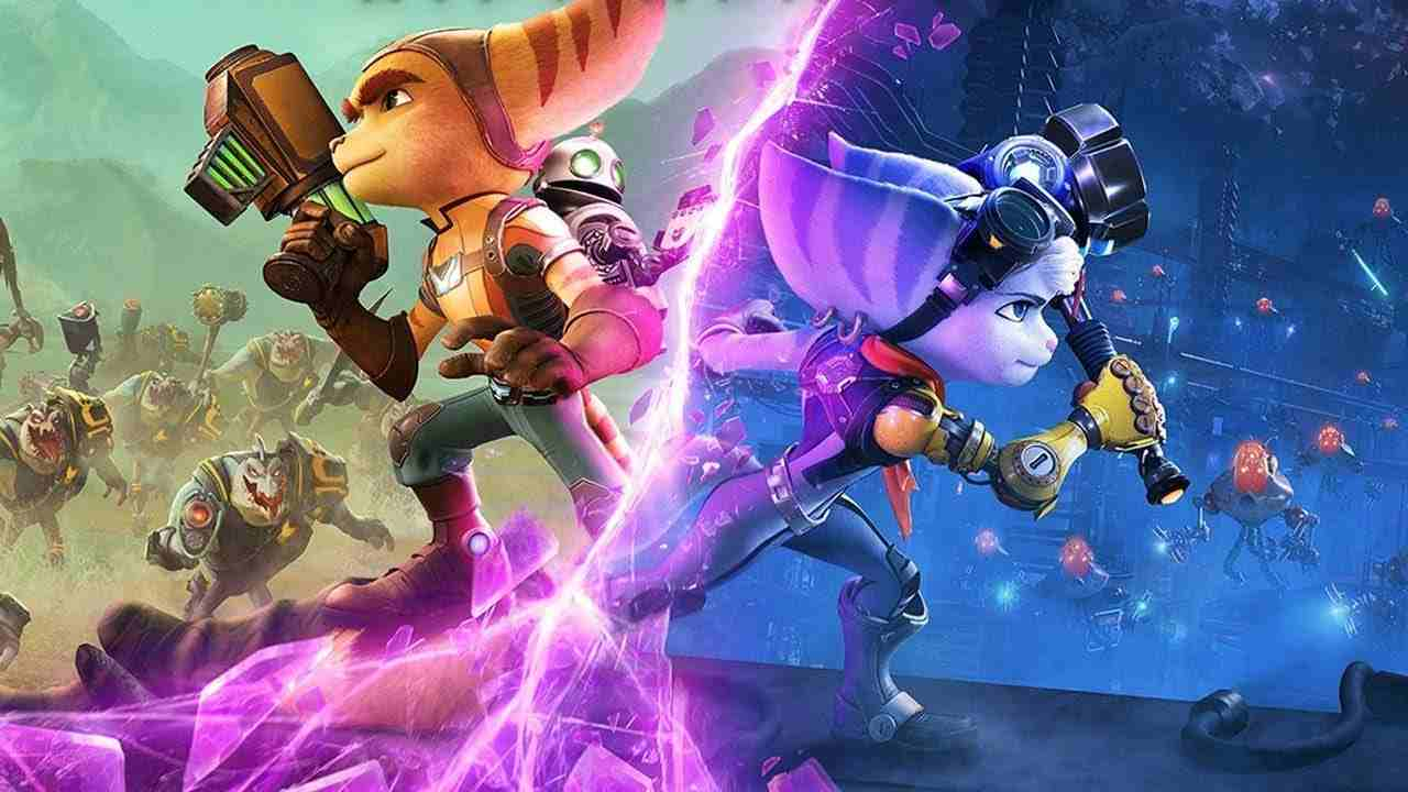 ratchet and clank rift apart foto