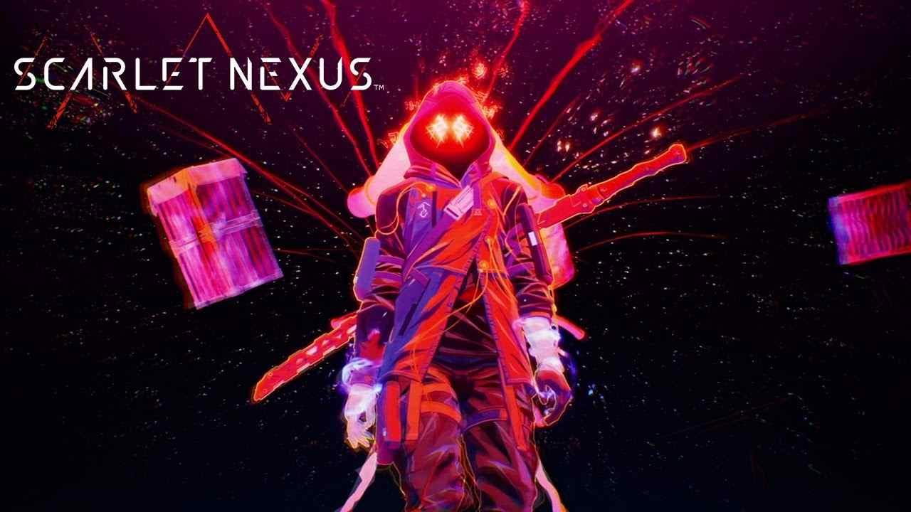 scarlet nexus trailer