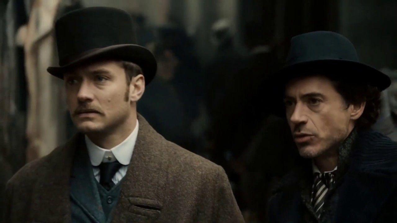 Sherlock Holmes mediaset 20
