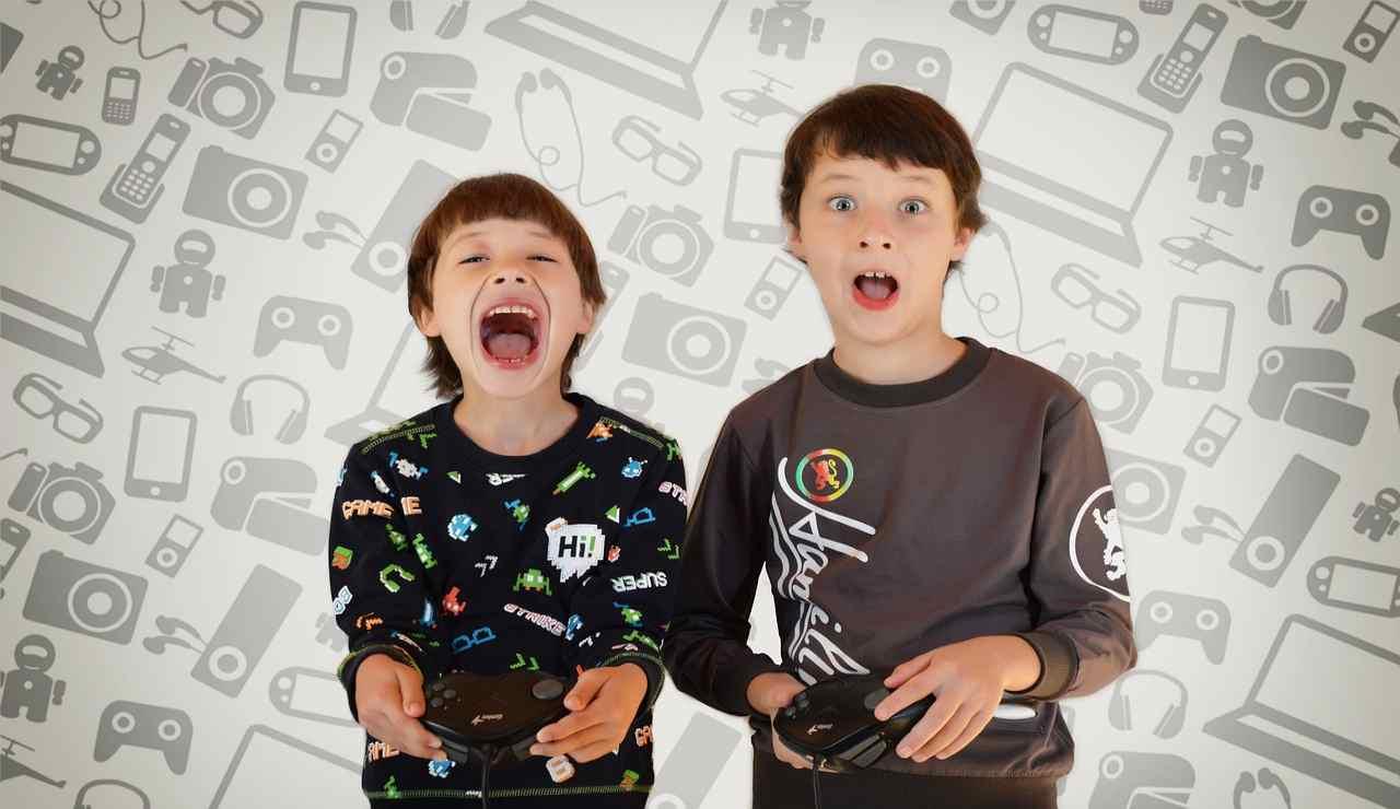 Bambini videogames