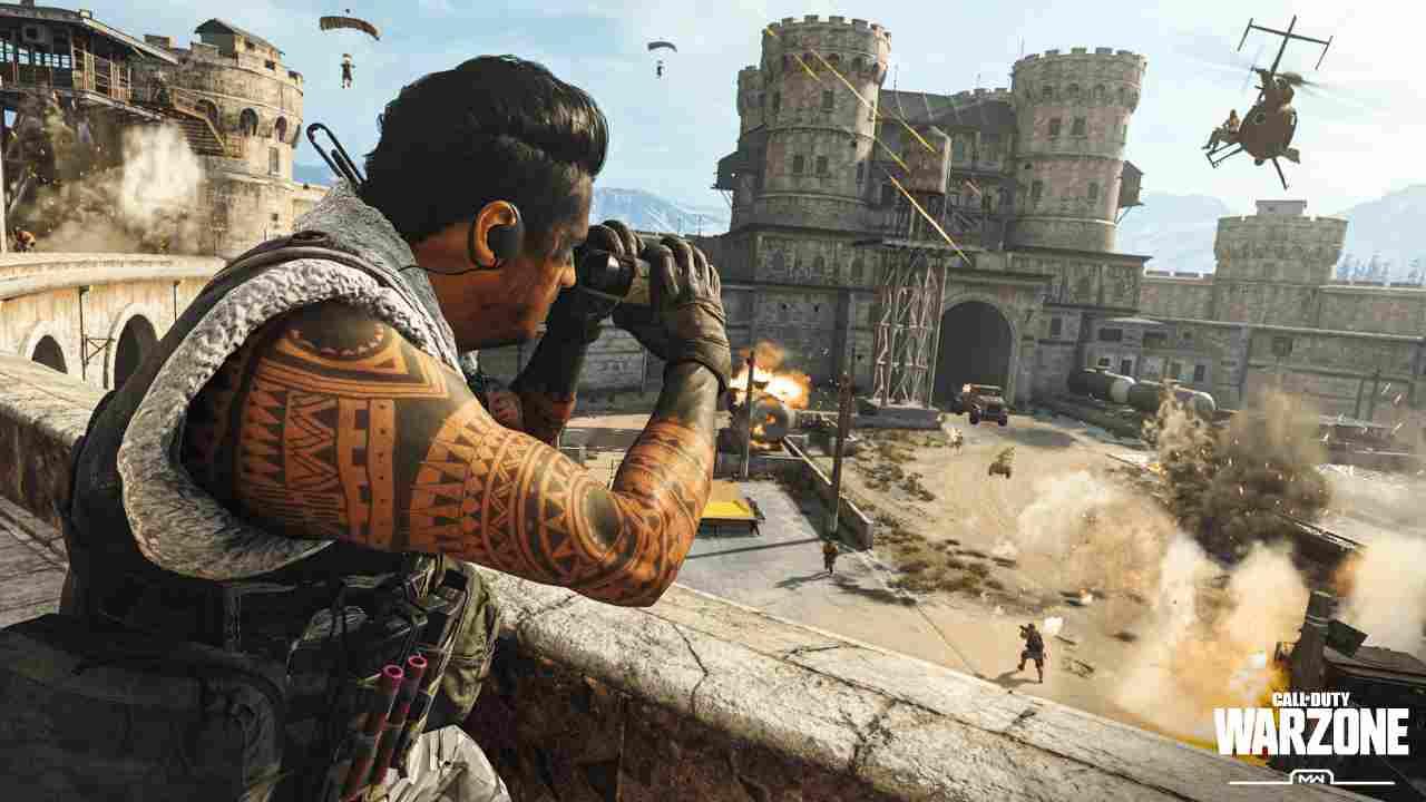 Call of Duty: Warzone, pace fatta sul tracker delle performance