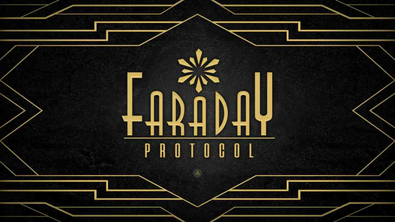 DEMO PROVATA PER VOI - Faraday Protocol: Logica, ansia e stile