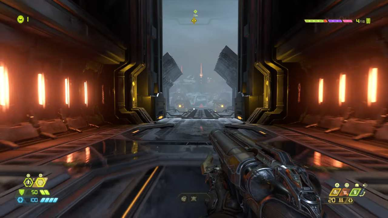 Doom Eternal su console next-gen? Ecco cosa aspettarci