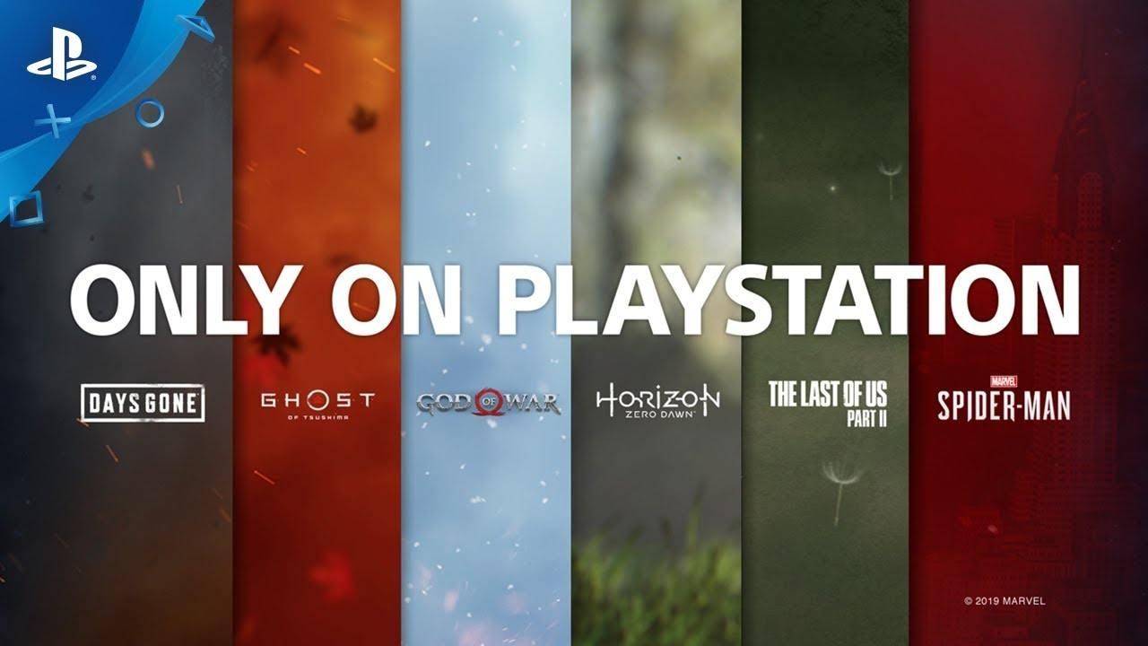 Esclusive Playstation titoli