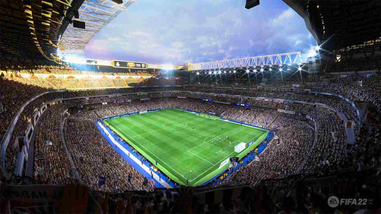 FIFA 22 campo