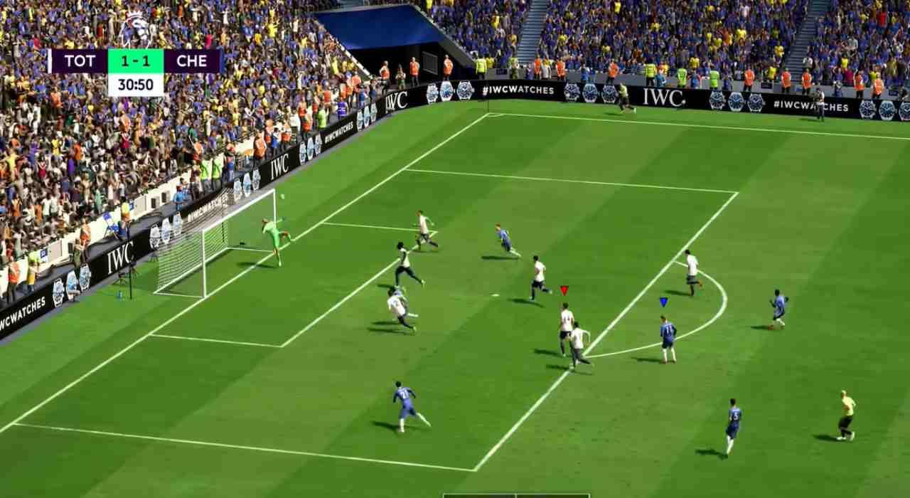 FIFA 22 portiere
