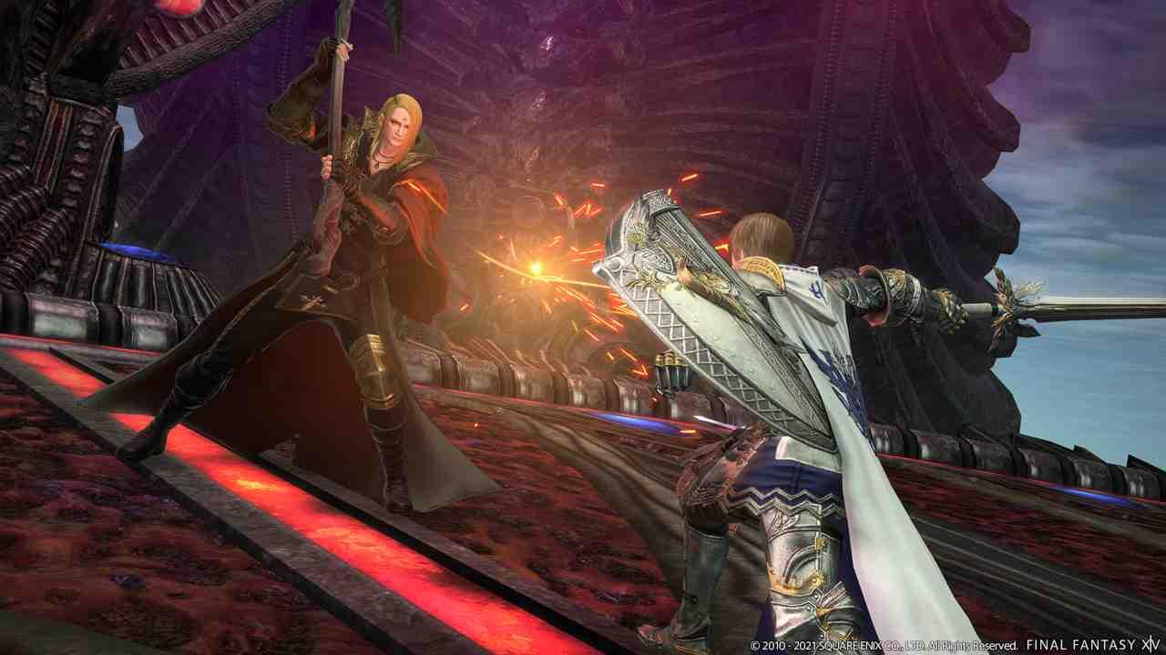 Final Fantasy 14 ha una funzione per buttarvi fuori dai server
