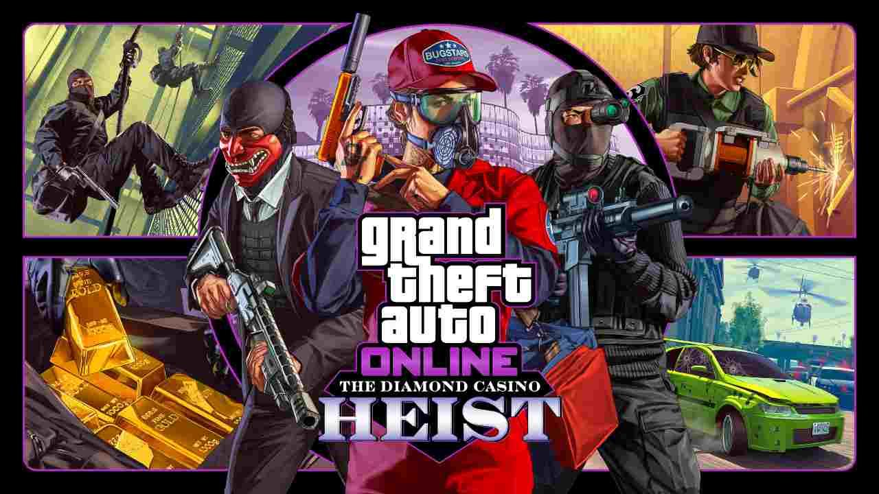 GTA V avrà una caratteristica unica su PS5 e Xbox Series X