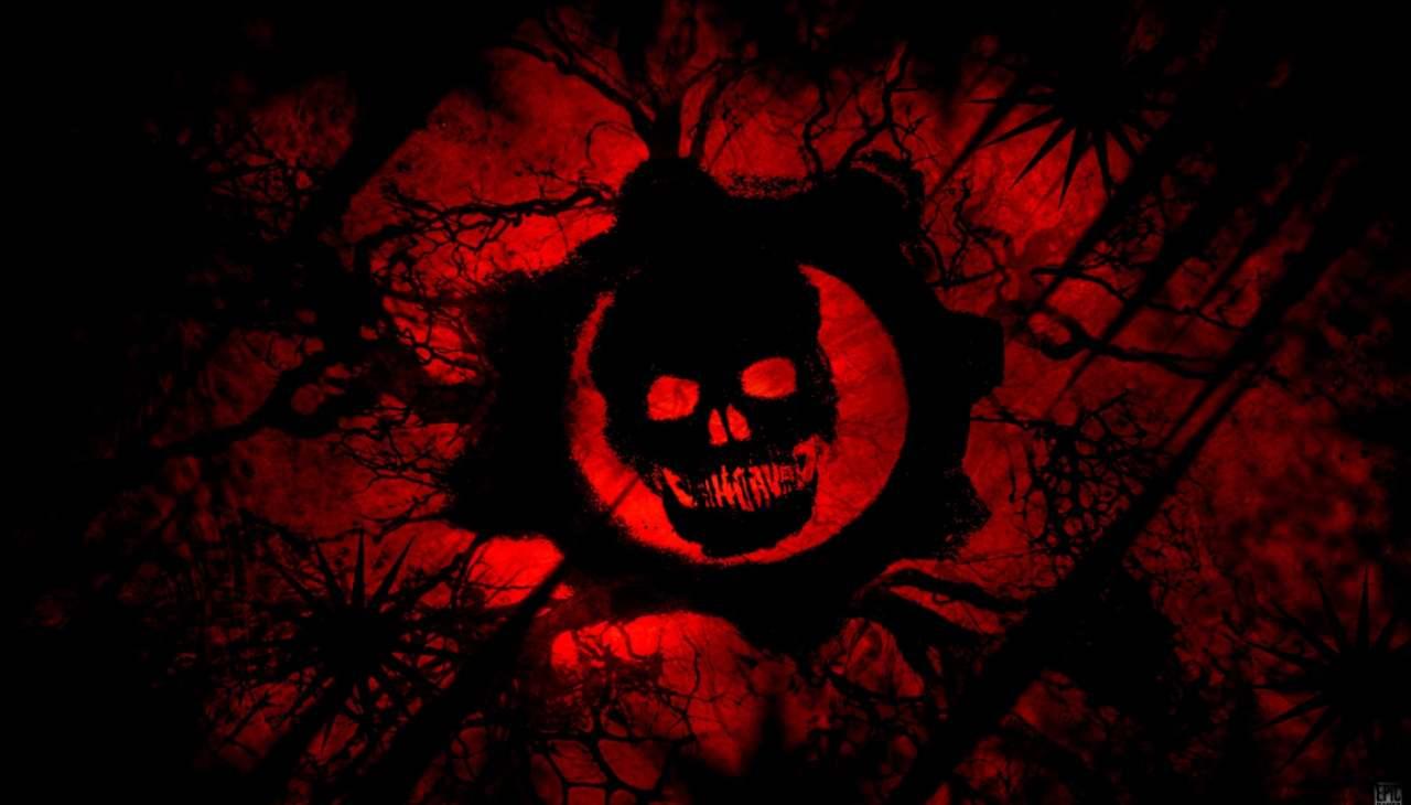 Gears of War teschio