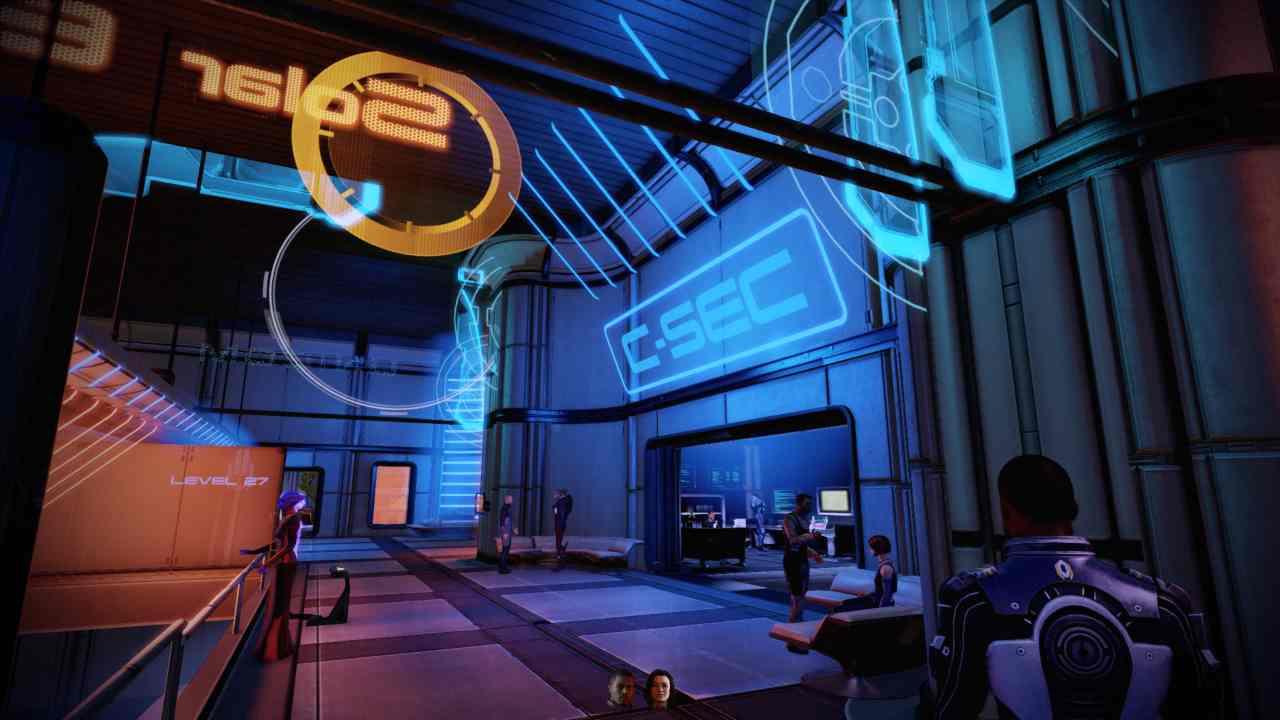 Giocare a Mass Effect in prima persona, questo modder c'è riuscito