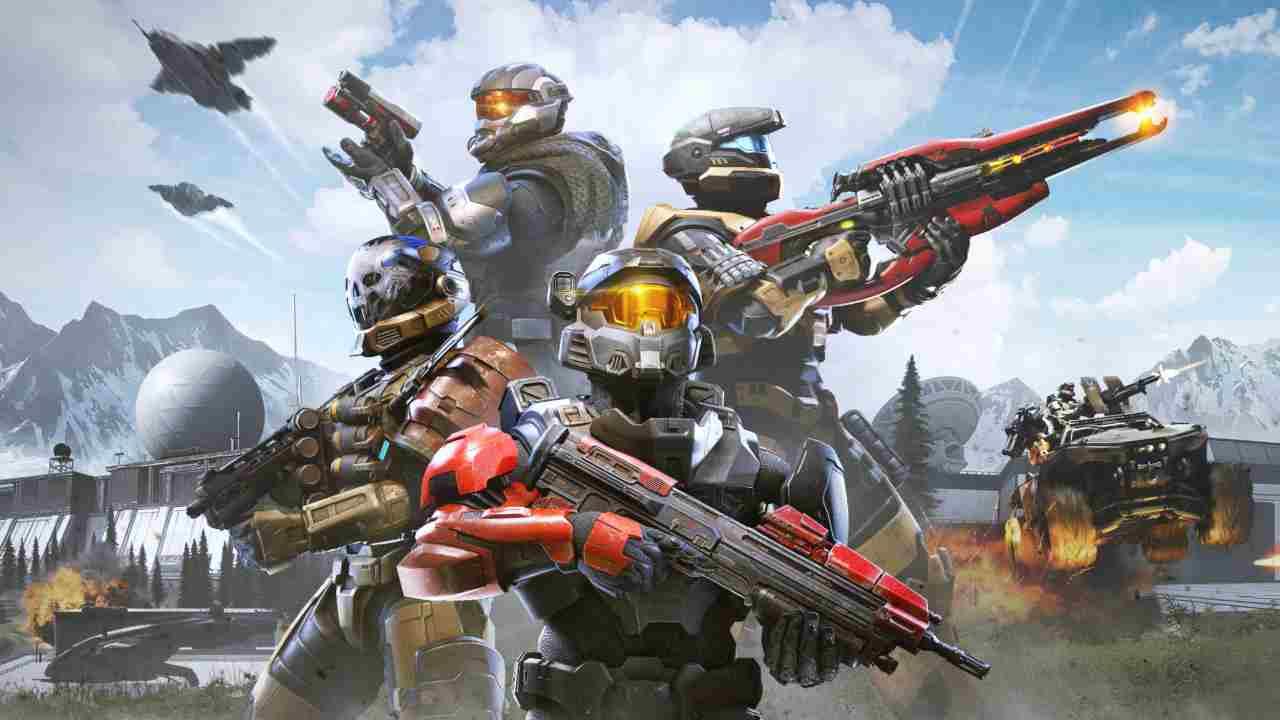 Halo Infinite, leak mostrano tanti dettagli - FOTO