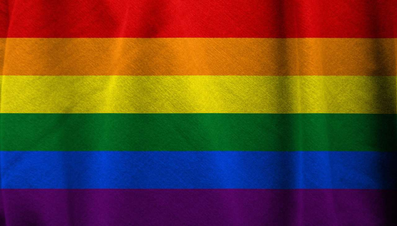 LGBTQ bandiera