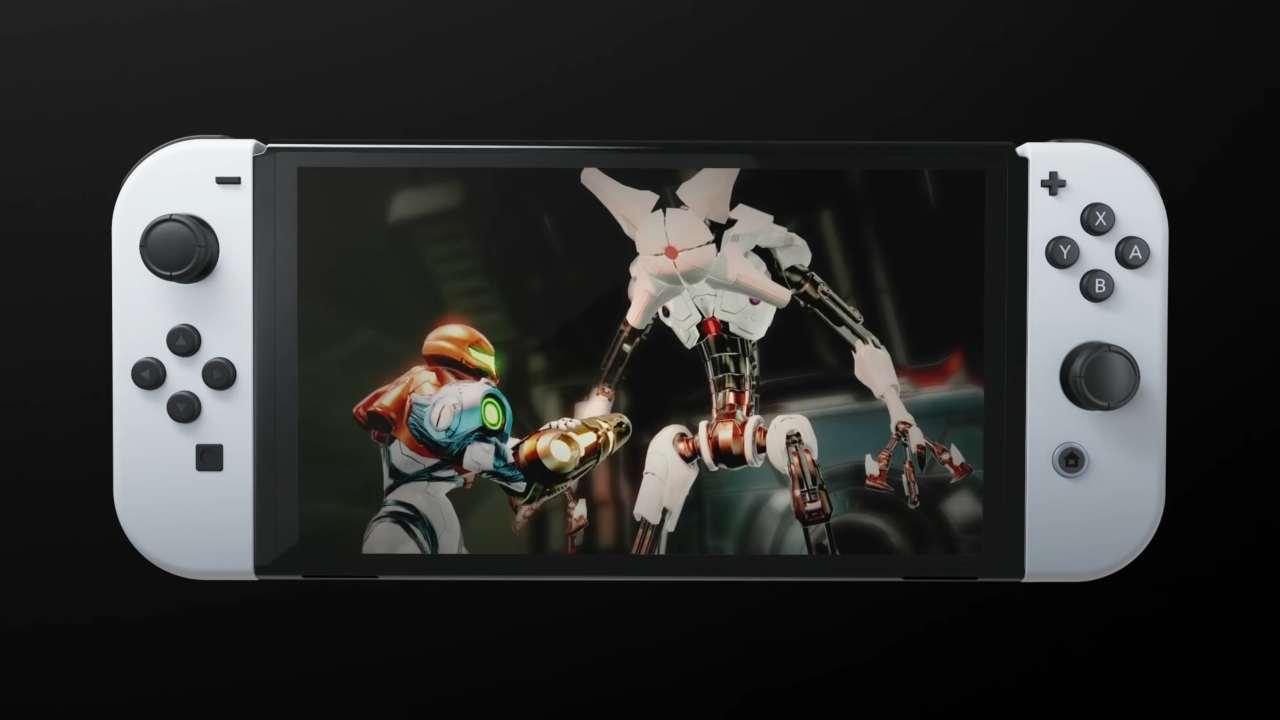 Nintendo Switch OLED, ecco quanto costa produrla