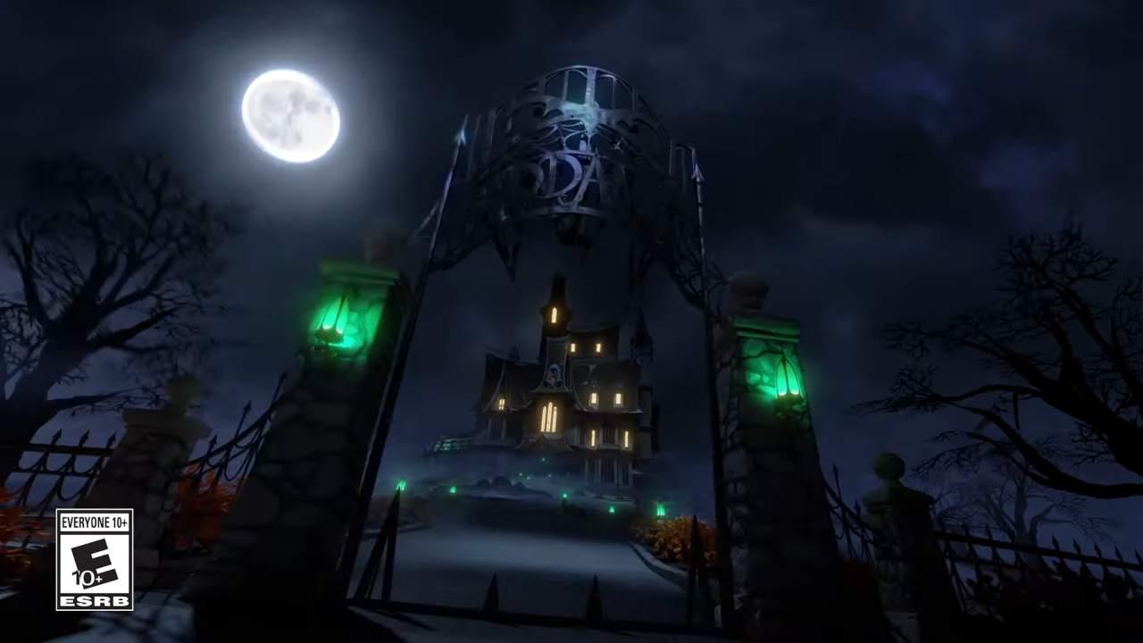 Nuovo videogioco della Famiglia Addams in arrivo - VIDEO