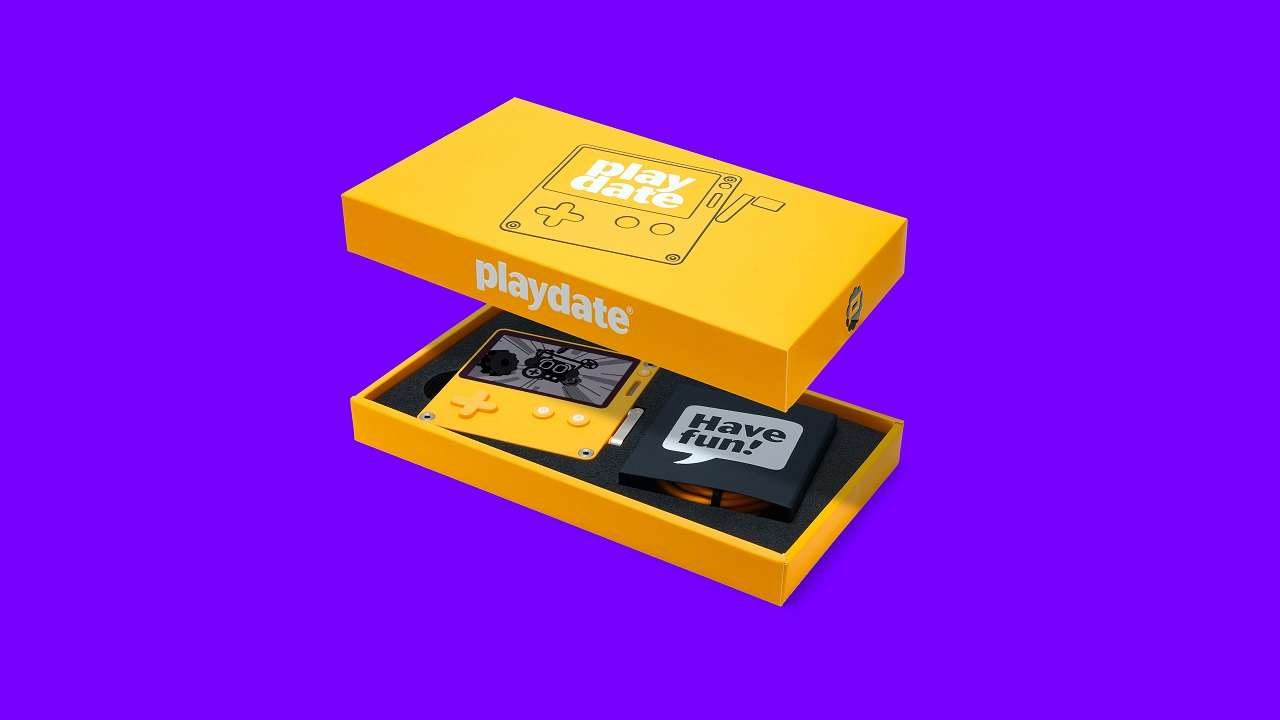 Playdate esaurita, la nuova console venduta in 20 minuti