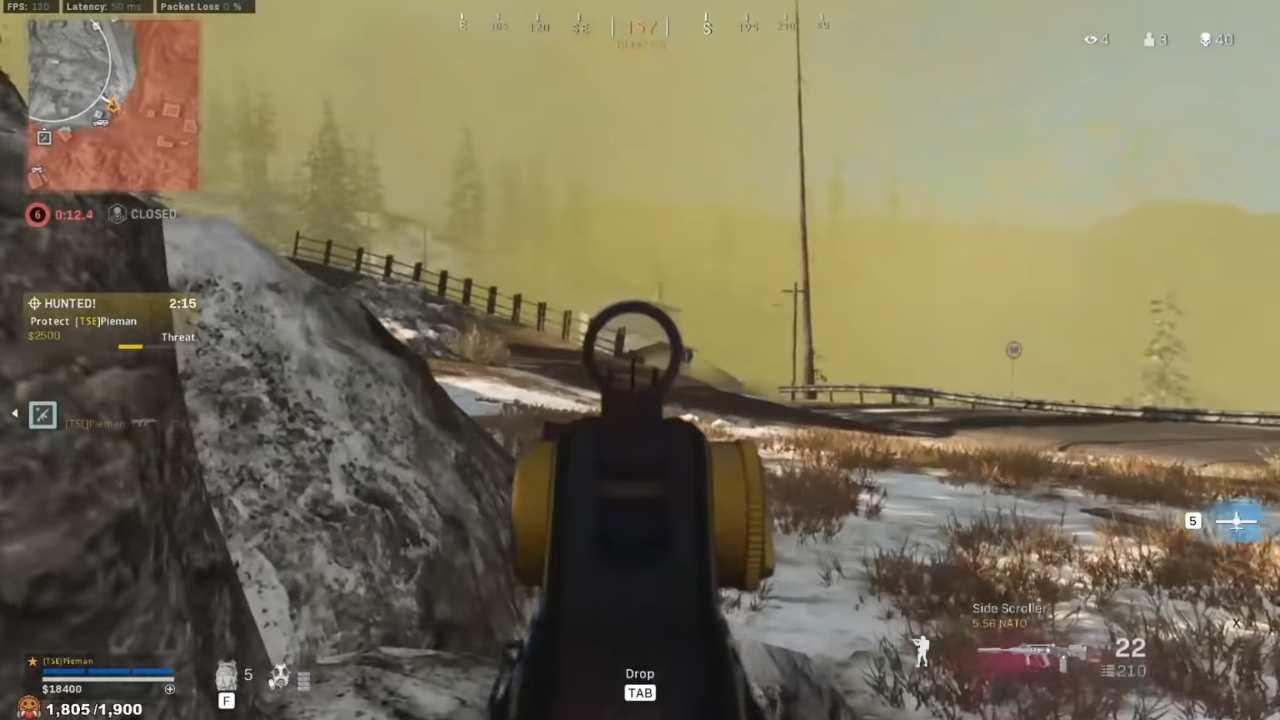 Questo cheat di Call of Duty: Warzone sta mandando tutti ai pazzi