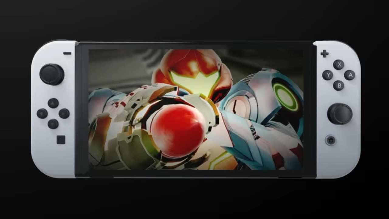 Switch OLED sarà l'unica novità per un bel po', parola di Nitendo