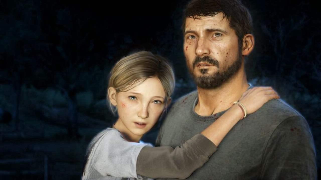 The Last of Us Joel e Sarah